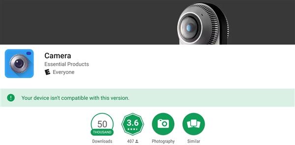 骁龙835+全面屏败了:安卓之父仅卖出5万台Essential