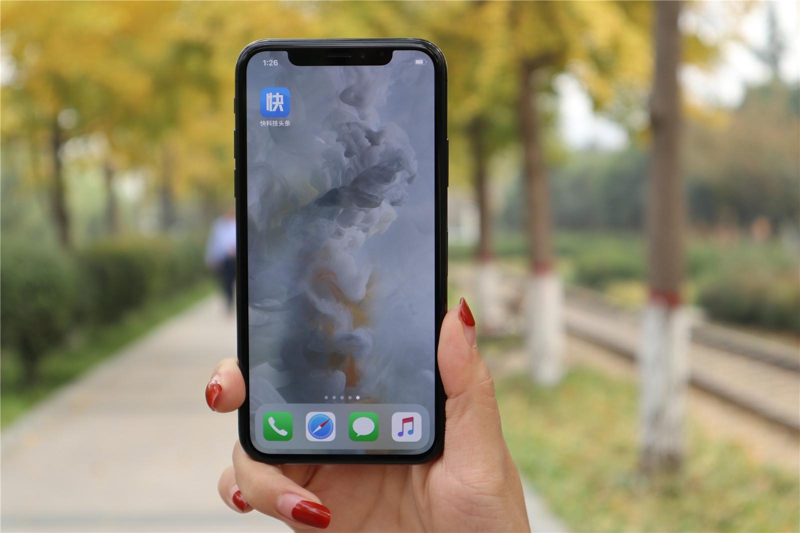 万元iphone x热销:供屏的三星这次赚海了