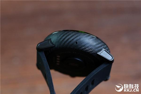 华米AMAZFIT智能运动手表2开箱图赏:小米MIX同材质