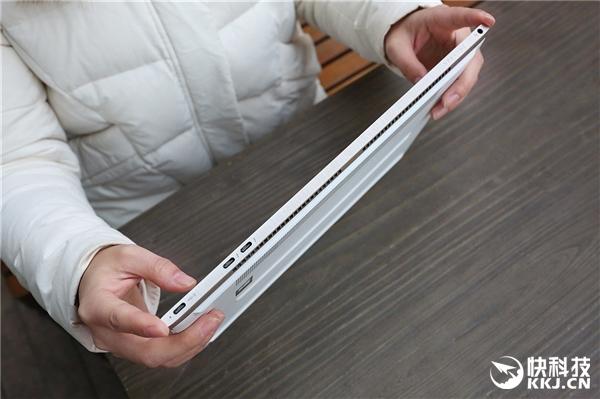 惠普幽灵系列SPECTRE 13笔记本开箱图赏:陶瓷白洁若霜雪