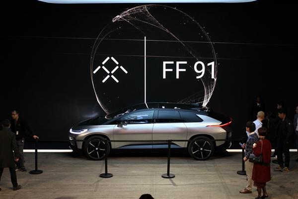 法拉第前CFO创立新电动车公司 多位离职高管组团加盟