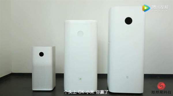 1999元vs.3499元 小米、锤子空气净化器选谁?