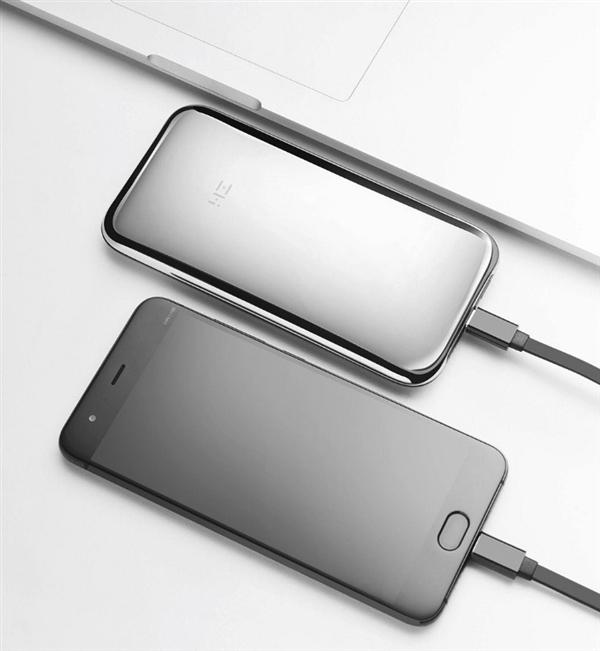 小米众筹ZMI太空移动电源发布:奥氏体304不锈钢材质