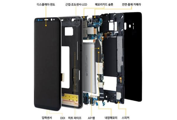 三星S9被曝3月初开卖:iPhone X堆叠主板设计、电池大了