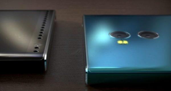 双摄+全面屏!索尼新旗舰XPERIA XZP2渲染图泄露