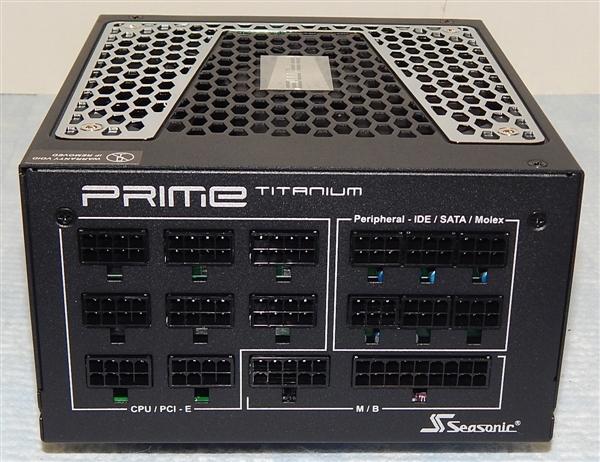 用料奢华!海韵PRIME系列电源发布:最低1299元
