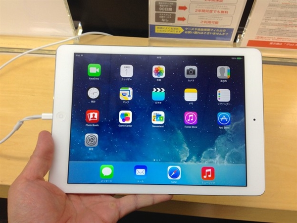 iPad Air 3大曝光:还是祖传16GB