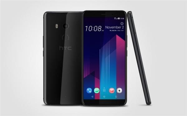 HTC U12外形曝光:4K分辨超高屏占比、骁龙845