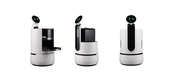 LG将在CES推出三款商用服务机器人 已通过机场实测