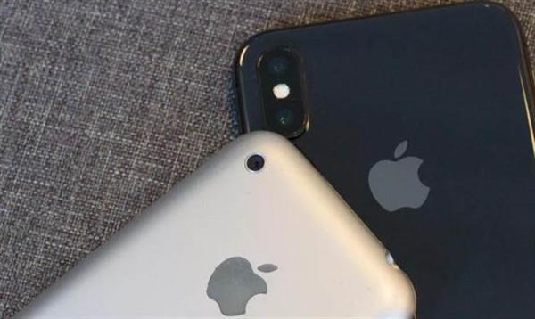 十年!初代iPhone和iPhone X拍照对比
