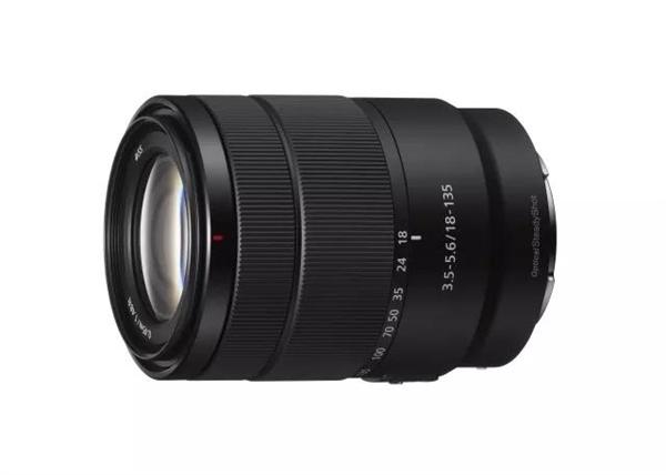 4700元 索尼第46枚E卡口镜头SEL18135正式发布