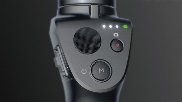 直播必备!大疆灵眸OSMO手机云台2发布:899元