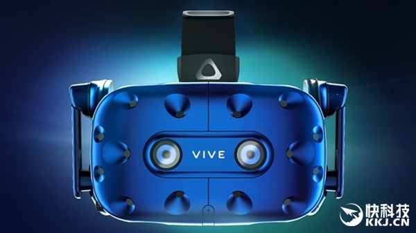 HTC宣布新款头戴VR