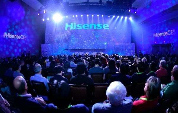 海信将推出300寸激光影院:全球最大尺寸