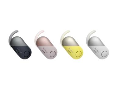 索尼发布三款运动专用蓝牙耳机:防水+降噪