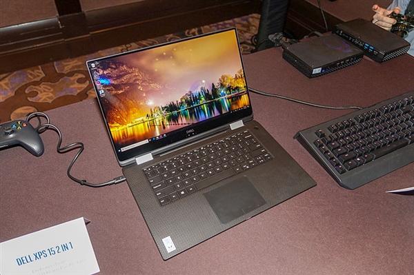 Intel/AMD爱情结晶!戴尔发全新XPS 15二合一本