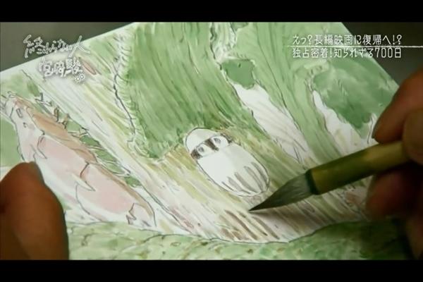 宫崎骏复出:CG动画短片《毛毛虫波罗》要来了