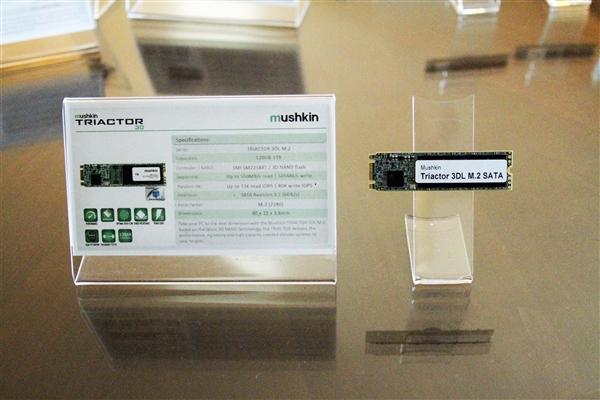 老电脑福音!Mushkin两款固态硬盘发布:最高565MB/s