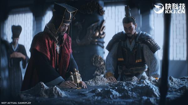 世嘉宣布《全战:三国》