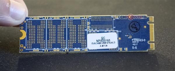 最高1TB!英睿达新款MX500 M.2固态硬盘发布