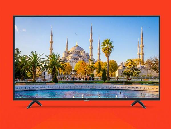 性价无敌!小米电视4C 43英寸版售价1799元