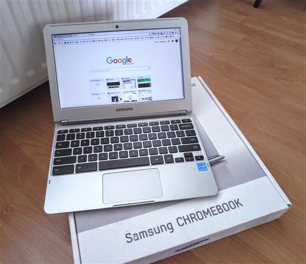 Google Play应用商店开始支持更多的Chromebook