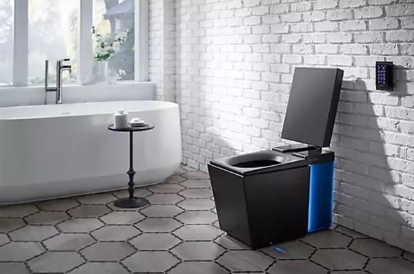 知名卫浴品牌科勒推出智能马桶Numi:支持语音控制