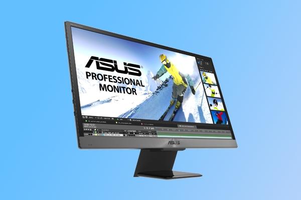 4K分辨率!华硕首款专业OLED显示器发布:0.1ms响应