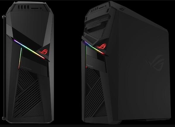 ROG发布游戏专用PC主机:顶级硬件配置支持单手换硬盘