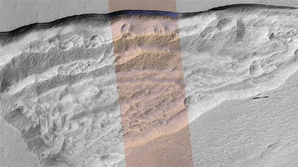 移民有戏!NASA在火星发现浅层水源:很容易开采