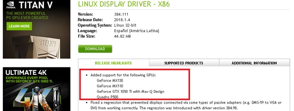 对飙RX Vega GL!英伟达GTX 1050 Ti MAX-Q新卡曝光