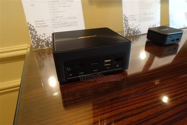 8代处理器!精英两款迷你主机发布:支持128GB拓展