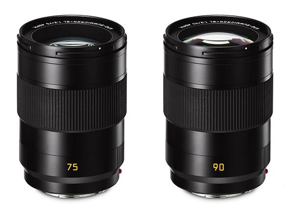 徕卡为SL全画幅无反相机更新两款镜头:内置双对焦系统