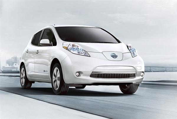 日产:Leaf电动车预定量已超过13000辆