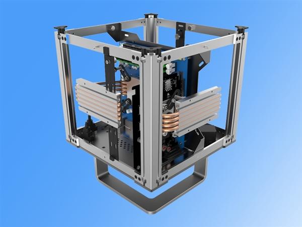 全静音设计!STREACOM新款散热器曝光:支持75W TDP