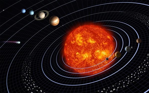 NASA證實:太陽處於衰老狀態