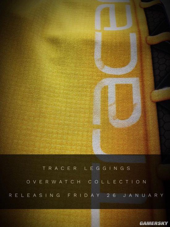 暴雪发布《守望先锋》主题紧身裤:凸显性感身材