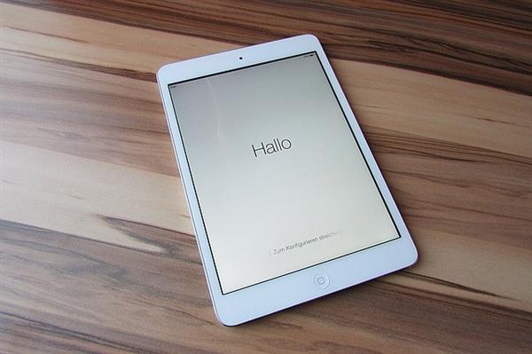 iPad mini 4官翻版上架:2618元起