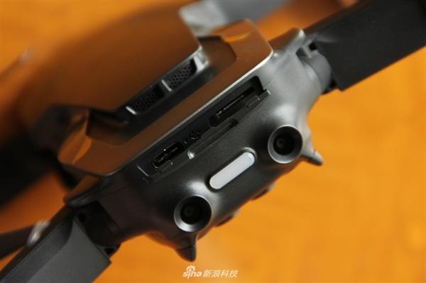 大疆Mavic Air无人机开箱:便携可折叠 性能强悍