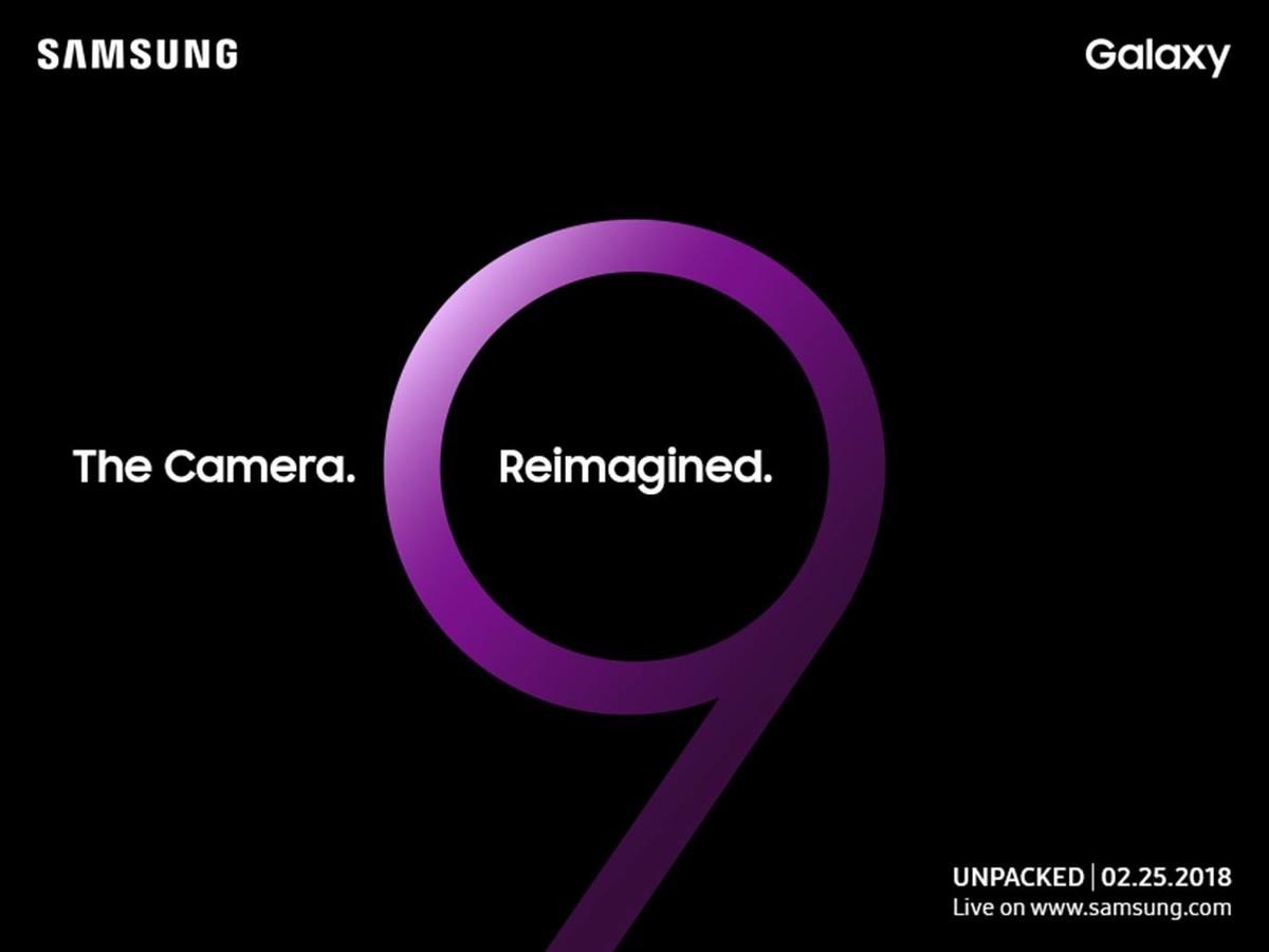 三星宣布galaxy s9发布时间:拍照暴强图片
