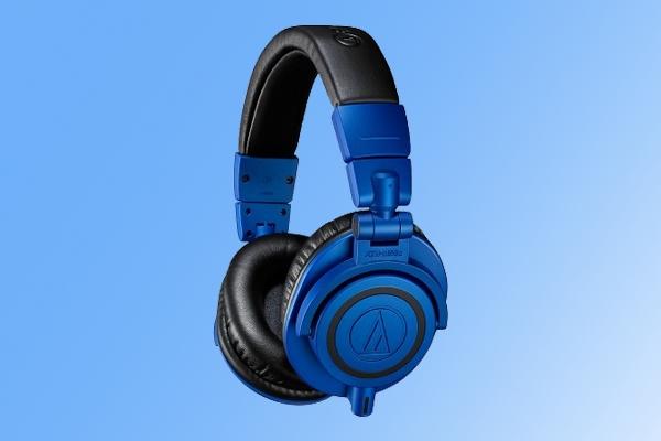 售价1000元!铁三角推M50x限量版耳机:45毫米驱动单元