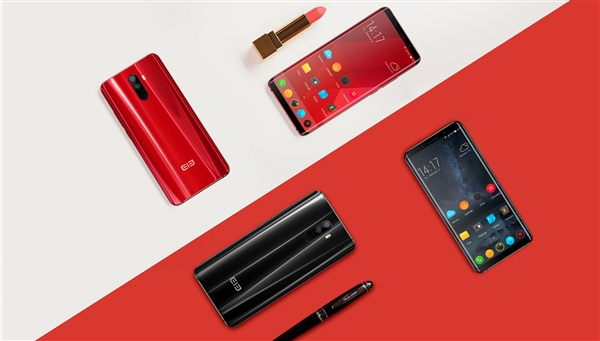 国产神机Elephone U Pro海外亮相:可插1TB扩展卡