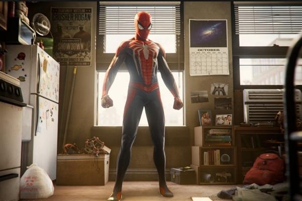 游戏大作《蜘蛛侠》发售日泄露:2018年9月28日
