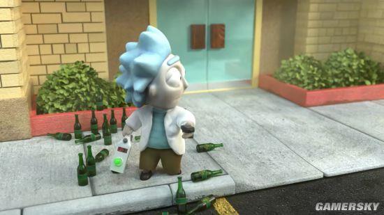 脑洞最大的动画被人脑洞 我的世界、传送门躺枪