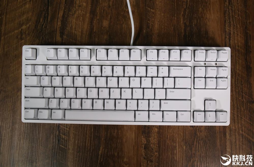 好看又不贵!ikbc静音机械键盘图赏:樱桃