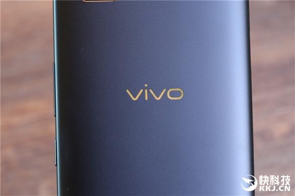 vivo X20 Plus屏幕指纹版开箱图赏:看完心动