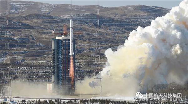 """分辨率0.5米!新年""""开门红""""卫星传回首批高清美图"""