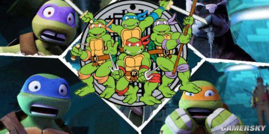 动物保护组织请愿《忍者神龟》吃素 新版女主变黑人