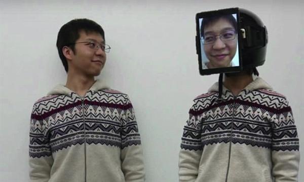 """日本推出""""人类Uber""""服务:让自己的脸先出门"""