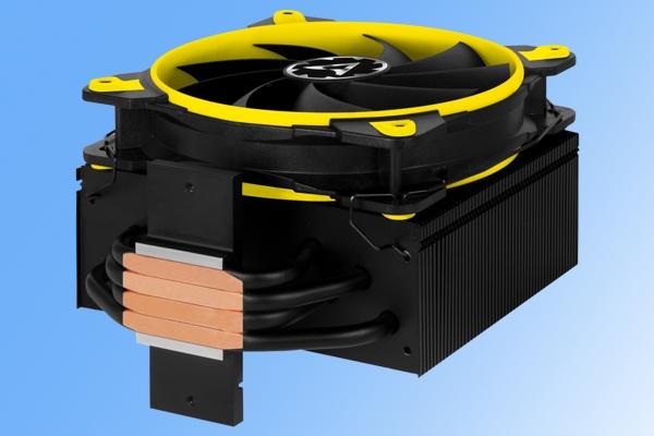 支持200W TDP处理器!ARCTIC推新款多彩CPU散热器